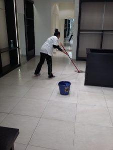 vlažno pranje podova