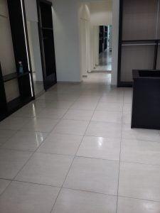 podovi nakon čišćenja