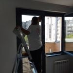 Čišćenje prozora